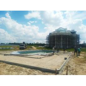 Оренда стаціонарного бетононасоса