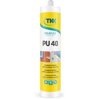 Герметик полиуретановый TKK TEKAFLEX PU 40 серый 600 мл
