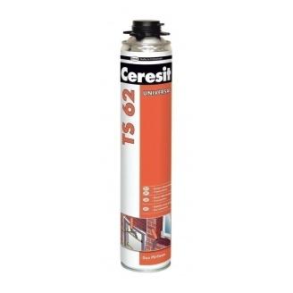 Пена монтажная Ceresit TS 62 PRO 750 мл
