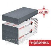 Пенополистирол Hirsch 20 мм графитовый 1000х500 мм