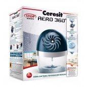 Водопоглинач Ceresit STOP ВОЛОГА AERO 360 градусів 450 г сіро-чорний