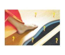 Інфрачервона нагрівальна плівка для теплої підлоги Korea