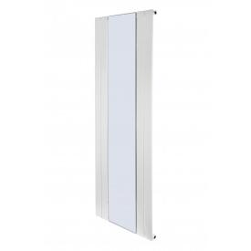 Дизайнерский радиатор с зеркалом Mirror 1 1800х600 мм RAL9016