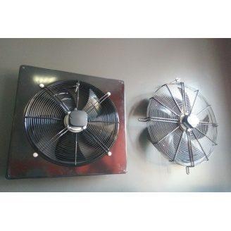 Вентилятор осьовий Fluger 200 - 630 мм