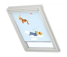 Затемняющая штора VELUX Disney Winnie the Pooh 1 DKL S06 114х118 см (4610)