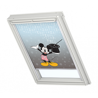 Затемняющая штора VELUX Disney Mickey 2 DKL С04 55х98 см (4619)