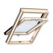 Мансардное окно VELUX Оптима GZR 3050B МR08 деревянное 780х1400 мм