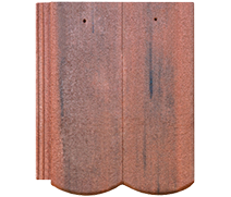 Натуральна бетонна черепиця BRAMAC Reviva protector+