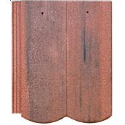 Натуральная бетонная черепица BRAMAC Reviva protector+