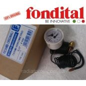 Термоманометр 40 мм Fondital/Nova Florida