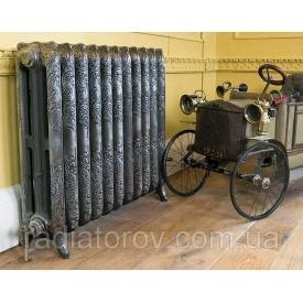 Чугунный декоративный радиатор Carron The Rococco 780