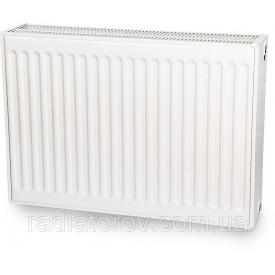 Сталевий радіатор опалення Ultratherm 22 тип 500/400 бокове підключення