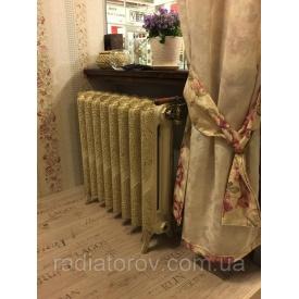 Чугунный радиатор Nostalgia retro style 350/180