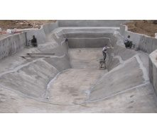 Монтаж гидроизоляции бассейна под ключ