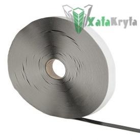 Бутилкаучуковая лента К2 15 мм 25 м