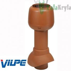 Вентиляционный выход неизолированный VILPE 110 колпак