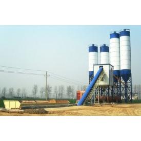 Аренда бетоносмесительной установки HZS90 90 м3/ч