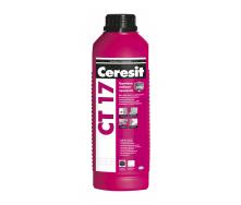 Глибокопроникаюча грунтовка Ceresit СТ 17 2 л