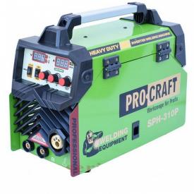 Сварочный полуавтомат инверторный ProCraft SPH-310P (STB252)