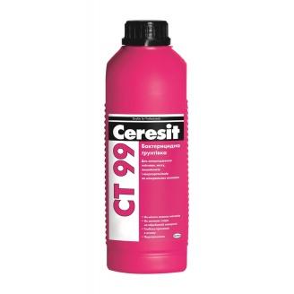 Бактерицидна грунтовка Ceresit СТ 99 1 л