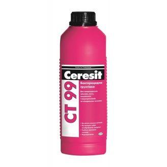 Антимикробная грунтовка Ceresit СТ 99 1 л (947523)