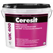 Універсальний водно-дисперсійний клей UK 400 14 кг