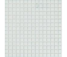 Мозаїка скляна Stella di Mare B11 біла на сітці 327х327 мм