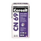 Самовыравнивающийся смесь Ceresit CN 69 3-15 мм
