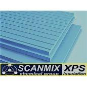 Экструдированный пенополистирол Scanmix XPS insulations 1200х550х50 мм