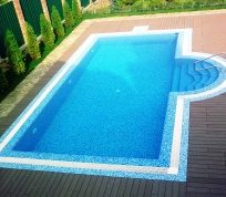 Види і розміри басейнів. Рекомендації по догляду