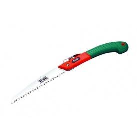 Ножовка садовая складная каленый зуб 180 мм MASTERTOOL 14-6017