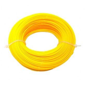 Волосінь муляра MASTERTOOL 30-0610 1.0 мм х 100м жовта
