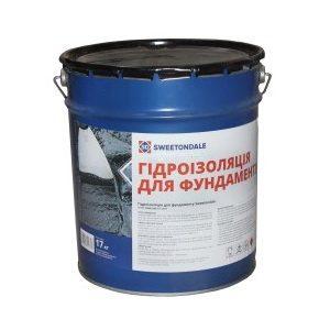 Гідроізоляція для фундаменту Sweetondale 17 кг