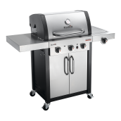 Газовий гриль Char-Broil Professional 3 Burner 130х61х122 см
