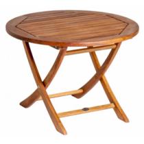 Садові дерев'яні столи