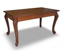 Стол обеденный Лацио прованс темный Мир Мебели