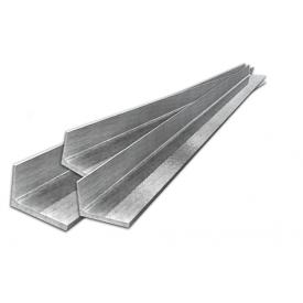 Куточок сталевий гарячекатаний 25х25х3 мм