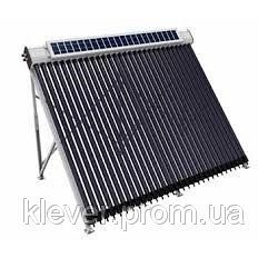 Сонячний колектор з вакуумними трубками СВК-Nano 20-58-1800