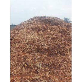 Щепа топливная древесная из березы