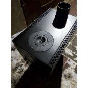 Печь варочная Импекс Групп топочна буржуйка 500х320х610 (IMPA273)