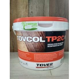 Клей для паркета Tover Tovcol TP 2C 10 кг