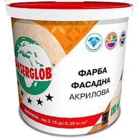 Ансерглоб Краска фасадная акриловая 7,0 кг