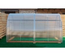 Теплицы из поликарбоната Овощная 3х12 м