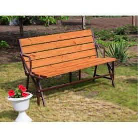 Деревянная скамейка Трансформер Атлант 3в1