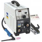 Апарат аргоно-дугового зварювання Gys TIG 200 DC HF FV SR17DB з аксесуарами