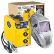 Апарат ручного дугового зварювання Gys E200 FV + LCD HERMES 9/13 G