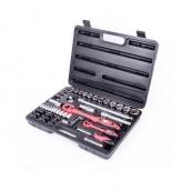 Професійний набір інструментів INTERTOOL ET-6072