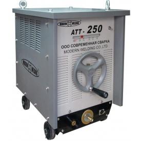 Аппарат аргонно-дуговой сварки для алюминия АТТ-250