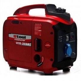 Бензиновый генератор Utool UIG-2000 инверторного типа