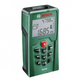 Далекомір лазерний Bosch PLR 25